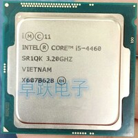 MAO YEYE Intel Core i5 4460T 1.9GHz Quad-Core Quad-Thread 6M 35W LGA 1150 Processor i5-4460T CPU